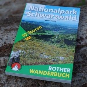 Wanderbuch Nationalpark Schwarzwald