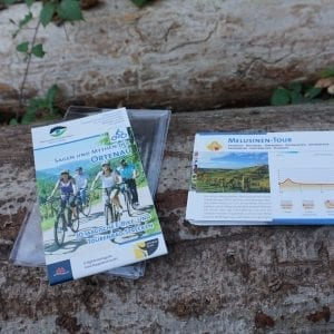 E-Bike Karte (Ortenau)